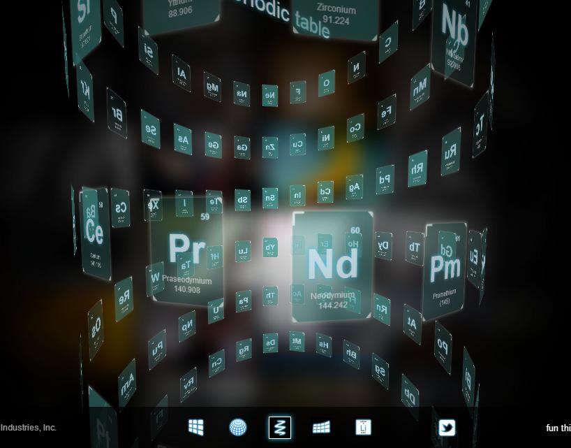 Very cool HTML5 framework
